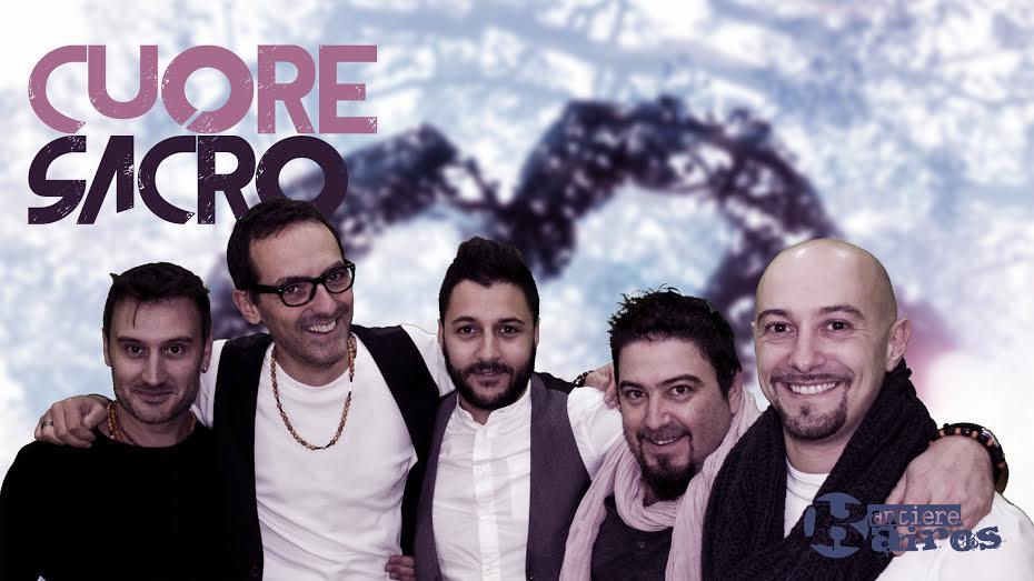 """Kantiere Kairos trionfano ai Premios David con """"Cuore Sacro"""""""