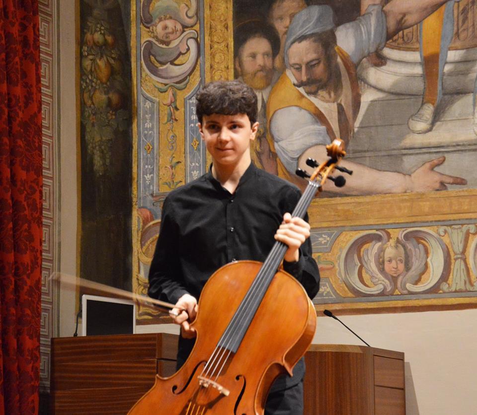 Stasera su San Marino RTV lo Eurovision Young Musicians: tifiamo per Francesco Stefanelli